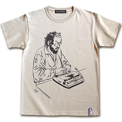 THE 80s SHOOTING Typewriter T-SHIRTS