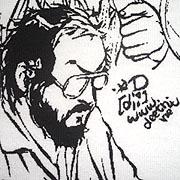 D[di:]×ROKIUNIFORMSスタンリー・キューブリックallTシャツUP