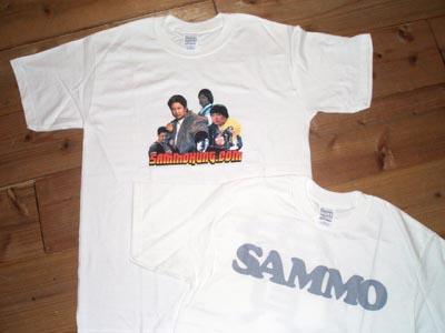 サモ・ハン・キンポーTシャツ