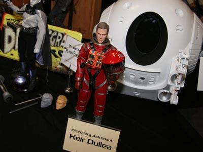 映画『2001年宇宙の旅』ボーマン船長のフィギュア