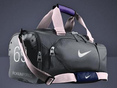 NIKEIDのバッグ