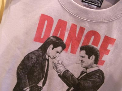 パルプフィクションTシャツ