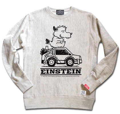 EINSTEIN SWEAT SHIRTS