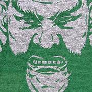 映画ニューヨーク1997オックス・ベーカーTシャツup1