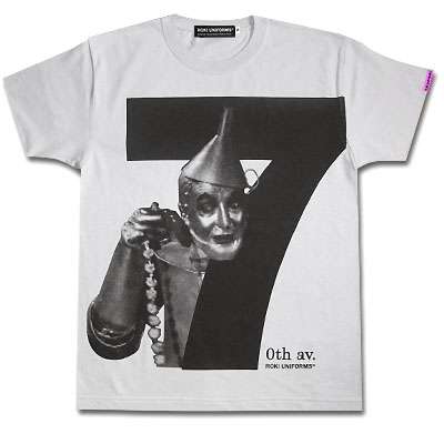 """SEVEN""The Tinman T-SHIRTS"