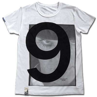 NINE No.9 T-SHIRTS