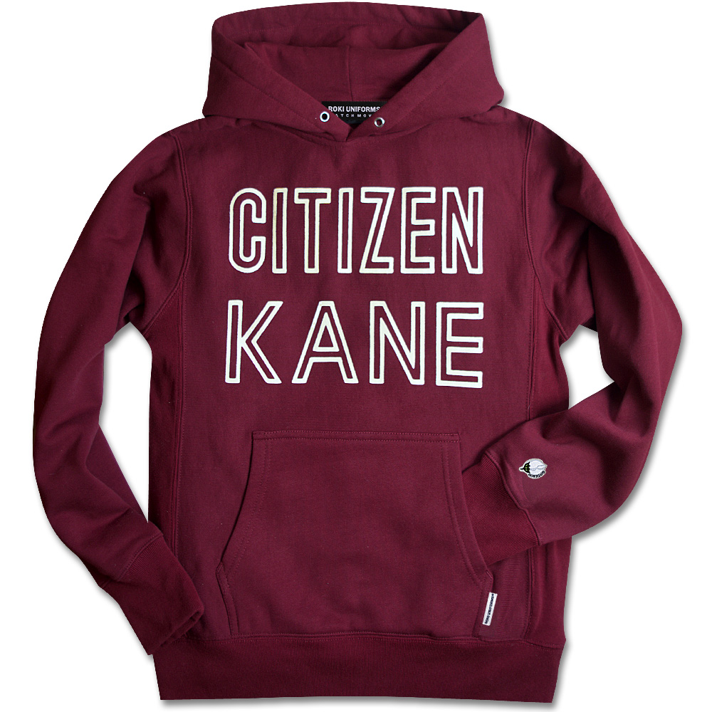 """CITIZEN KANE""HOODIE SWEAT SHIRTS(a)"
