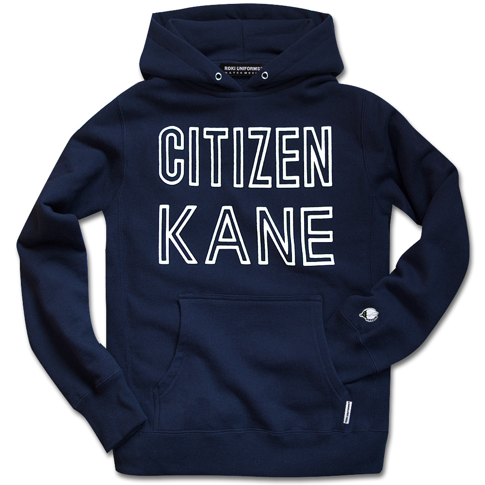 """CITIZEN KANE""HOODIE SWEAT SHIRTS(b)"