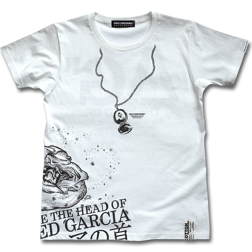 """THE HEAD OF A.G."" T-Shirt [Re・Model]1"