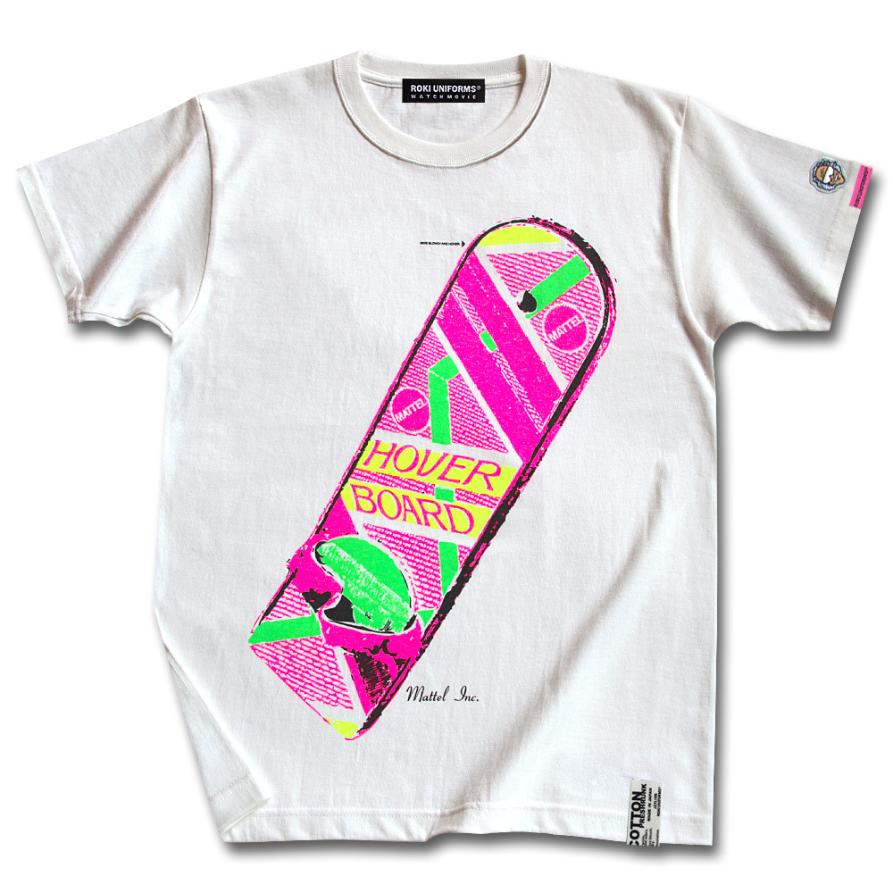 """THE FLYING FUTURE BOARD"" T-shirt PART2"