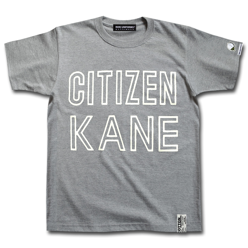 """CITIZEN KANE"" T-SHIRTS(b)"