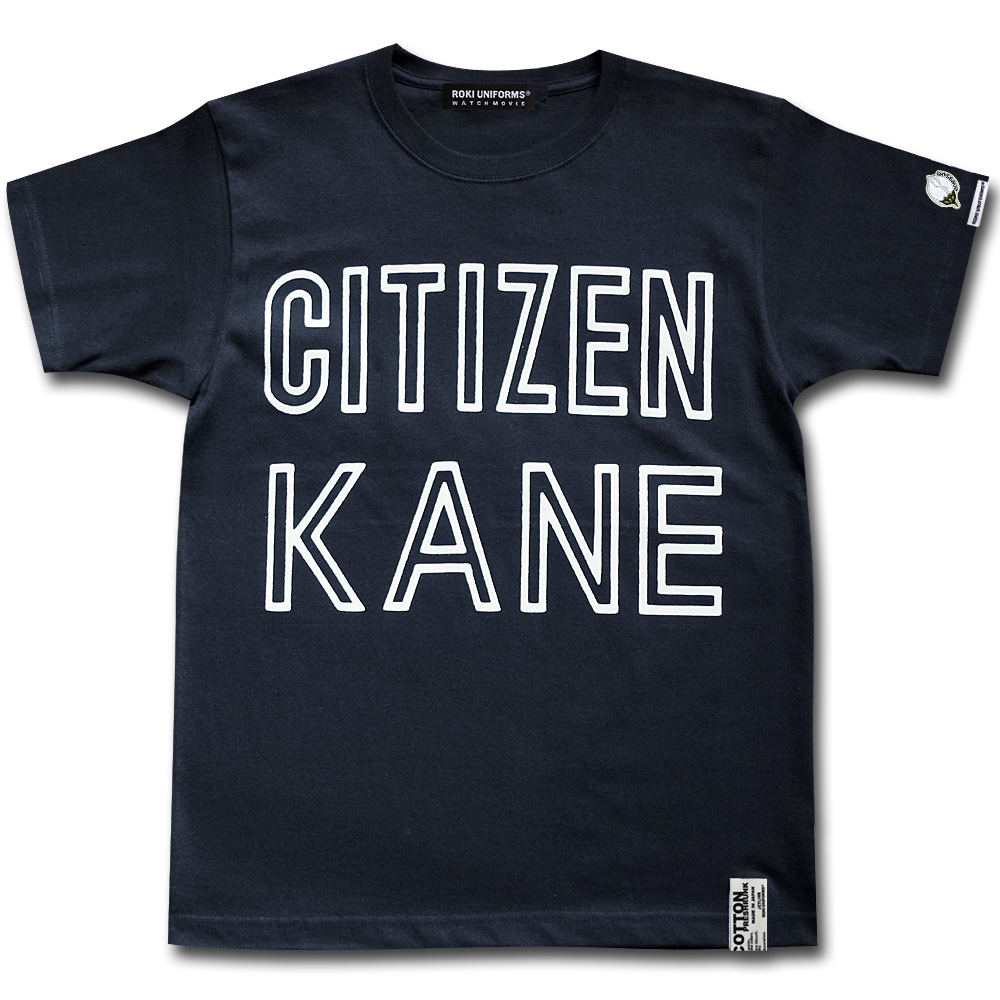 """CITIZEN KANE"" T-SHIRTS(a)"