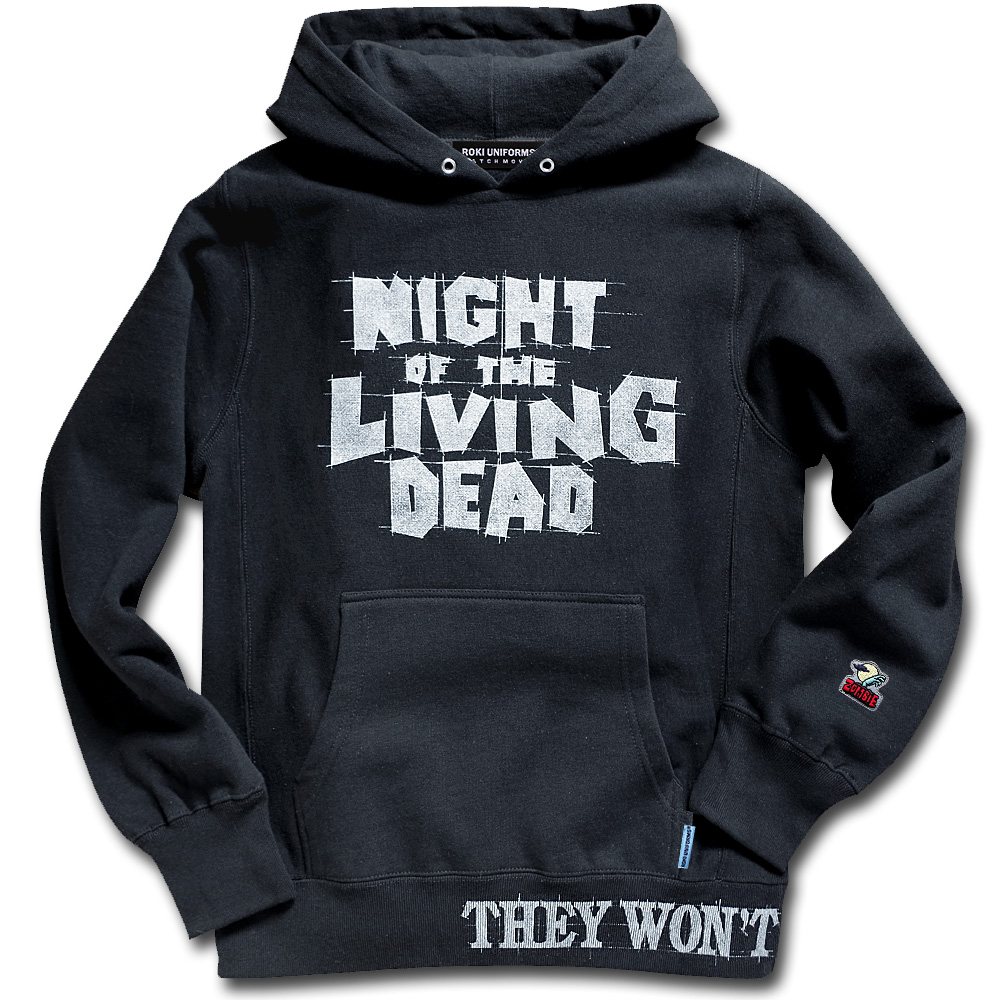 """THE LIVING DEAD""SWEAT SHIRTS"