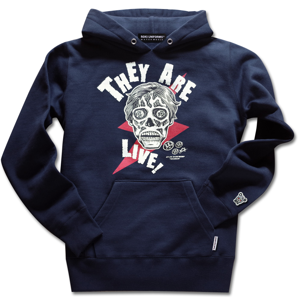 THEY(ARE)LIVE SWEAT SHIRTS