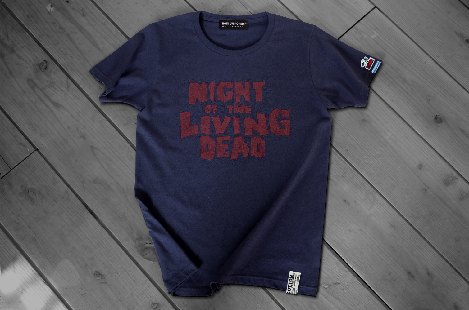 THE LIVING DEAD Tシャツup2