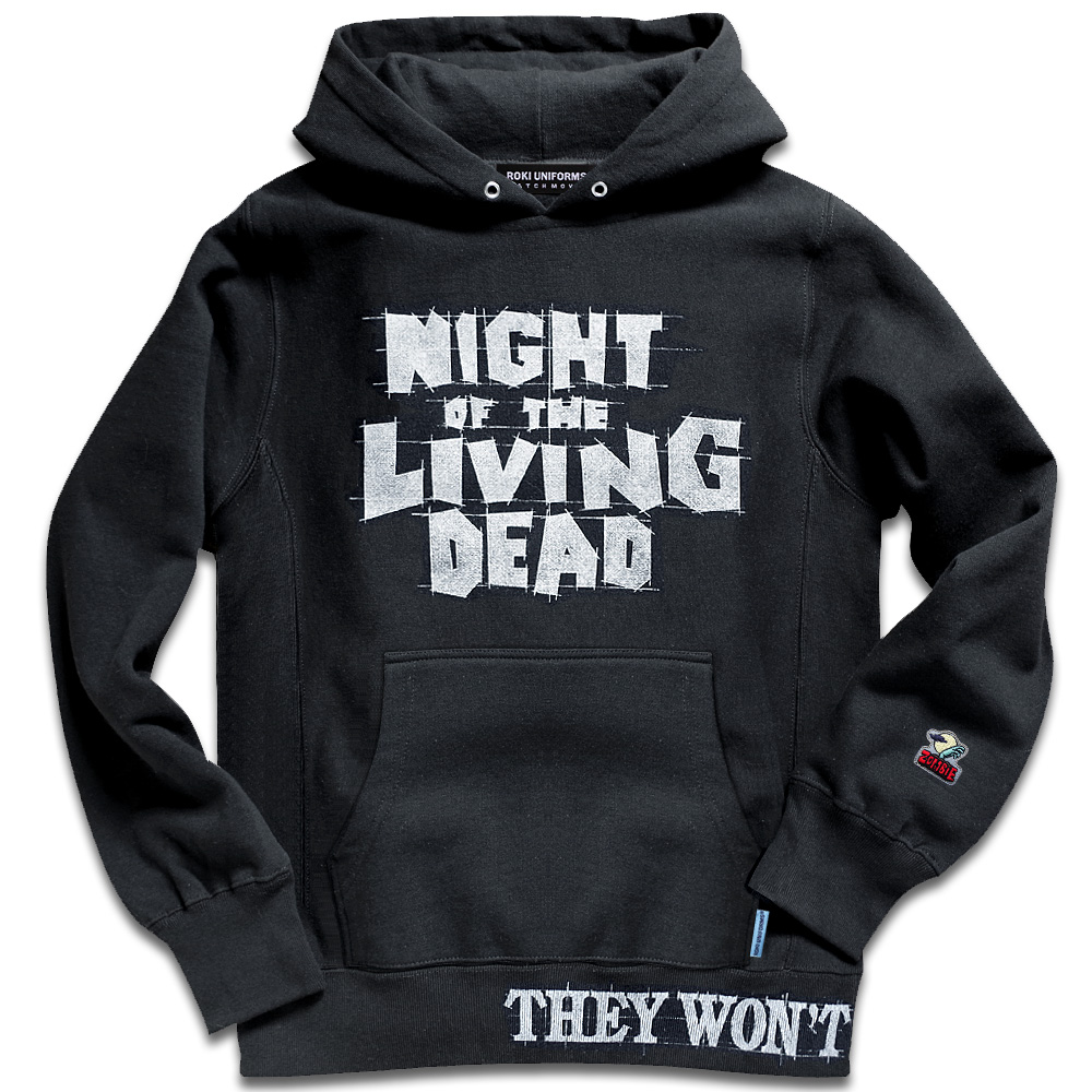 THE LIVING DEAD SWEAT ver.Nightmare