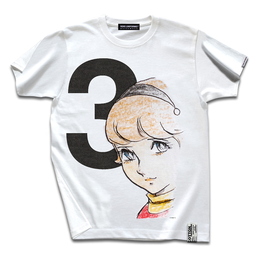CYBORG009 THE THREE T-SHIRTS