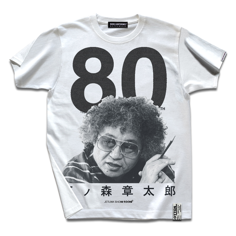 SHOTARO ISHINOMORI 80th T-SHIRTS