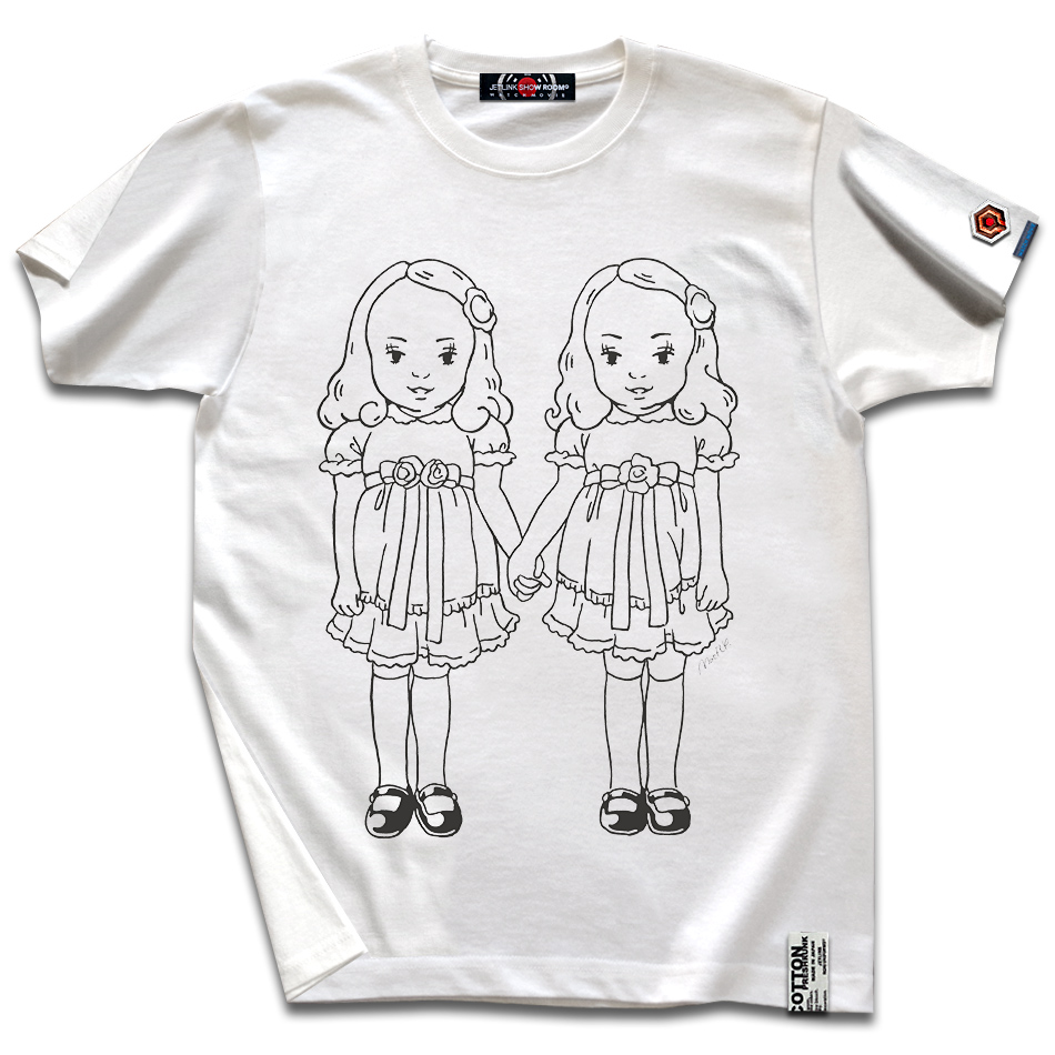 THE OVERLOOK TWINS T-SHIRTS(a)