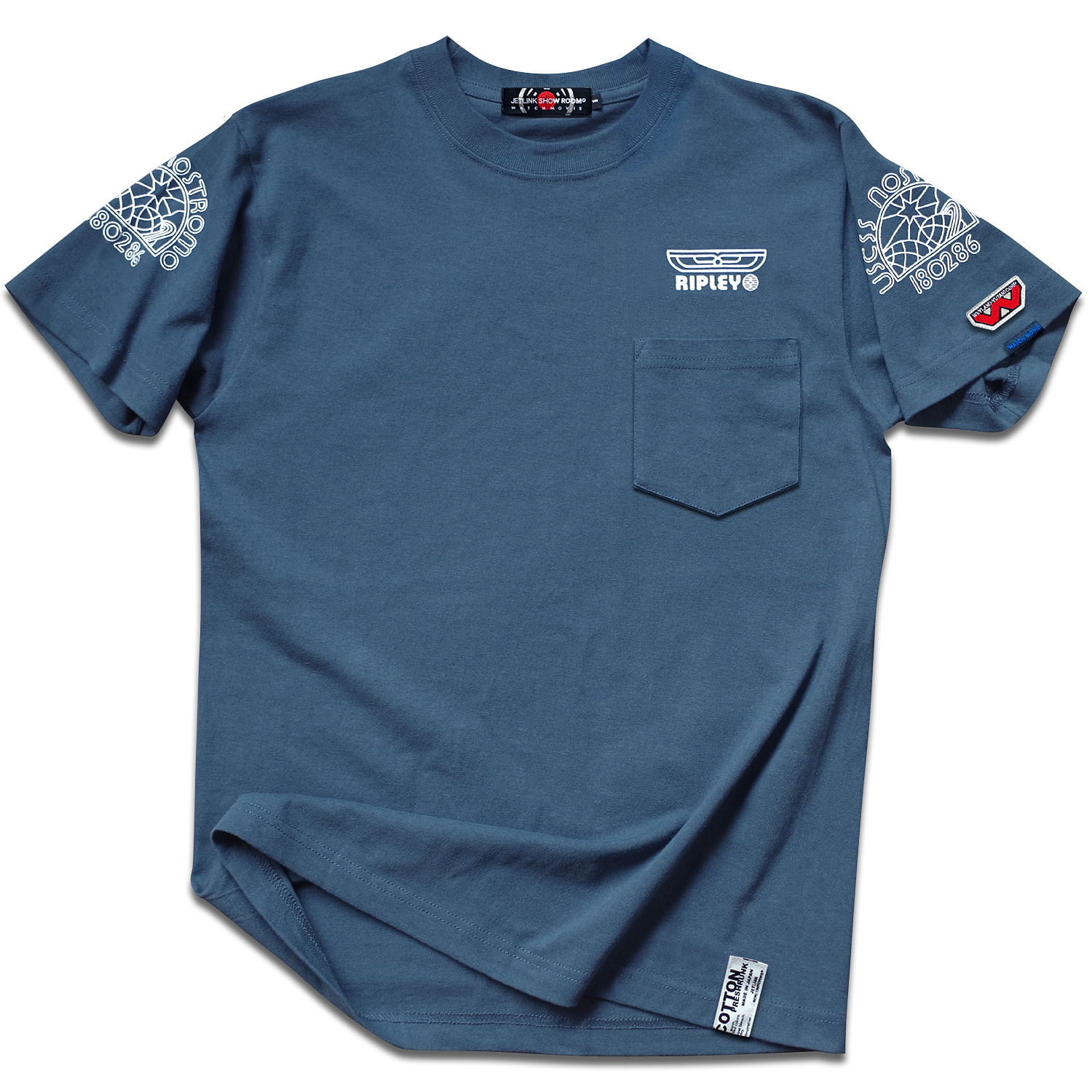 THE NOSTROMO CREW WORK T-SHIRTS(a)